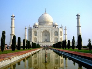 The Taj Mahal, Agra. India