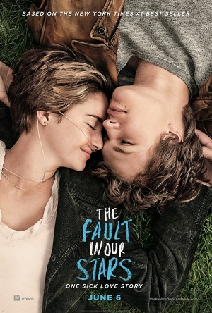 """Fault in our stars"" by http://www.impawards.com/2014/fault_in_our_stars.html. Licensed under Fair use of copyrighted material in the context of The Fault in Our Stars (film) via Wikipedia -"